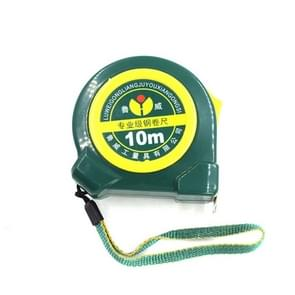 LW004 Industrial Grade ABS Plastic Anti-fall Durable Office Household Steel Tape Measure, Length:10m