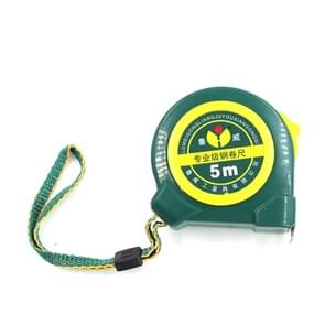 LW004 Industrial Grade ABS Plastic Anti-fall Durable Office Household Steel Tape Measure, Length:5mx25