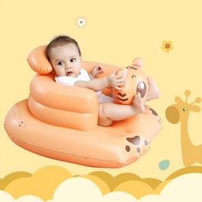 Multifunctional Inflatable Sofa Inflatable Seat BB Dinner Chair Portable Bath Stool For Babies