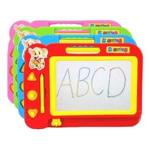 3 PCS Magnetic Writing Painting Graffiti Board Children's Educational Toys(Random Color Delivery)