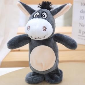 Elektronische huisdier interactief speelgoed Smart Walking Talking kleine ezel kinderen gift van de verjaardag