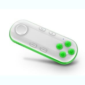 Smart Wireless Bluetooth gamepad controller 3D VR virtual reality bril joystick afstandsbedieningen compatibel met Android/IOS (wit)