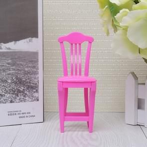 10 stuks Doll House slaapkamer meubilair accessoires kinderen educatieve speelgoed stoel