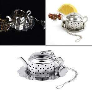 Stainless Steel Tea Infuser Teapot Spice Drink Tea Strainer Herbal Filter
