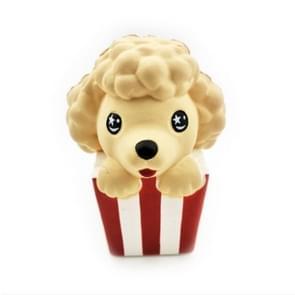 Franse frietjes hond Slow rebound knijpen creatieve voedsel spelen decompressie speelgoed