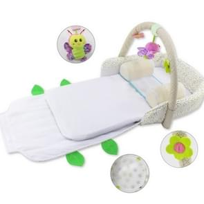 Portable Baby Outdoor Travel Toddler Cradle Folding Bed