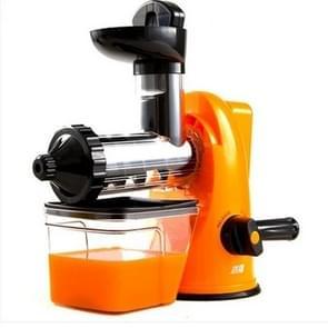 Multifunction Home Manual Juicer Apple Orange Wheatgrass Portable DIY Juicer, Plug Type:US(WHITE)