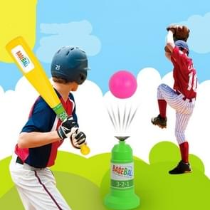 Kinderen Baseball Launch Exerciser Outdoor Parent-child Speelgoed Lichamelijke Oefening