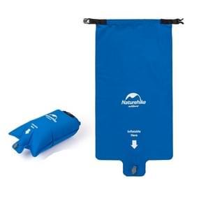 Naturehike Outdoor Ultralight Slaapkussen Opblaasbare Tas (Diwa Blue)