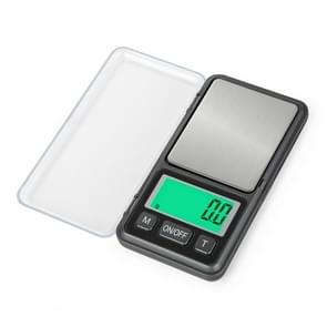 Mini Portable Jewelry Scale Precision LCD Electronic Digital Pocket Scales, Specification:200g/0.01g