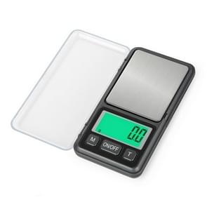Mini Portable Jewelry Scale Precision LCD Electronic Digital Pocket Scales, Specification:100g/0.01g