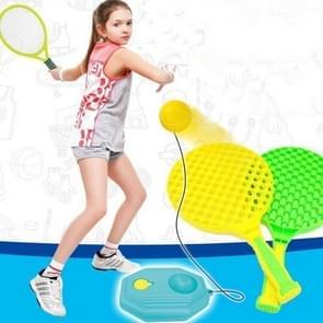 Tennis Praktijk Apparaat Single Tennis Training Device Kinder speelgoed