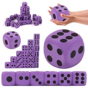 2 PC'S EVA Bubble kind vroege leren puzzel speelgoed partij spel dobbelstenen