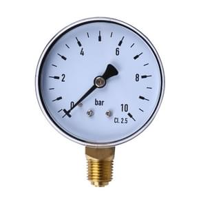 Air Compressor Pneumatic Hydraulic Oil Pressure Gauge