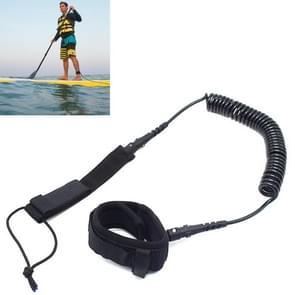 Roterende intrekbare Surfboard Foot Rope Windsurfing Safety Rope  Rekbare Lengte: 3m