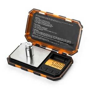 Mini Precision Digital Scales for Gold Sterling Silver Jewelry, Specification:English Version 200g/0.01g