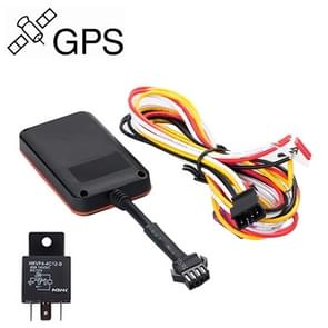 TK108 4PIN Realtime Car Truck Vehicle Tracking GSM GPRS GPS Tracker, Support AGPS with Relay and Battery