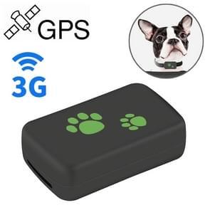 TK203 3G GPS/GPRS/GSM Personal/goederen/huisdier/Bag Locator huisdier kraag real-time tracking apparaat