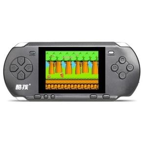 CoolBaby RS-15 318 in 1 Classic Games Retro Handheld Game Console with 3.2 inch Color Screen, Support AV Output(Black)