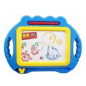 Mini magnetische kinderen tekentafel  willekeurige kleur levering