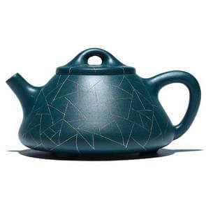 Golden Grain Handmade Yixing Clay Teapot Tea Boiler