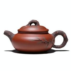 Stevige dennen Design handgemaakte Yixing klei theepot theeketel Kung Fu thee set gift