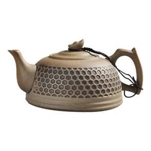 7 in 1 steengoed keramische theepot Tea Cup Kung Fu thee set