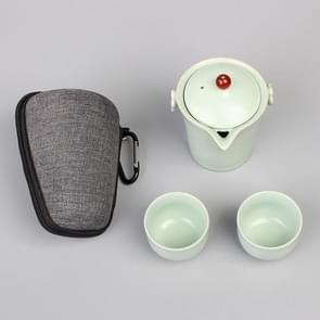 Outdoor Portable Travel Tea Set Fast Passenger Cup Personal Simple Suit