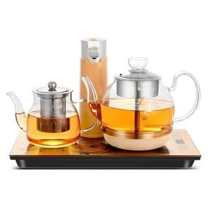 Automatic Stainless Steel Household Pumping Electric Kettle Tea Set (Boiling Warm)