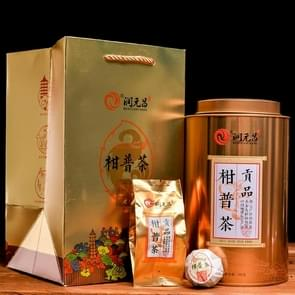 Dried Tangerine Peel Small Green Mandarin Puerh Tea-leaf, Capacity: 300g