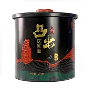 Dahongpao Tea Hirtellous Clover-shrub Root Black Tea-leaf Fragrant Oolong Tea Gift, Capacity: 200g