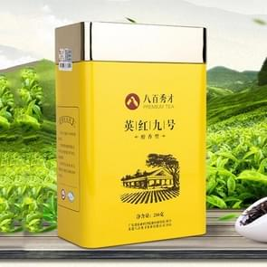 Canned Series Yinghong Number 9 Mellow Aroma Tea-leaves, Net Content: 250g