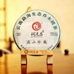 RUNYUANCHANG High Mountain Collection Raw Tea Tea-leaves, Capacity: 360g