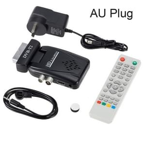 1080P Digital Satellite Receiver HDMI SCART DVB T2 TV Box with Remote Control