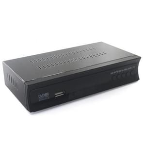 DVB-T2 1080P HD Digital MPEG4 Receiver TV Box Convertor with Remote Control
