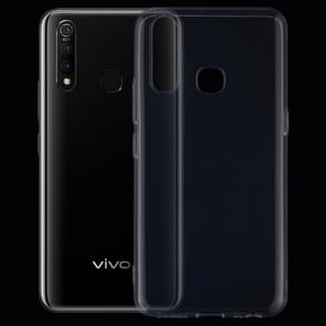 0.75mm Ultrathin Transparent TPU Soft Protective Case for Vivo Z5X