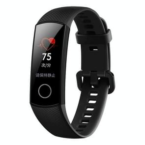 Original Huawei Honor Band 5 Smart Bracelet, 0.95 inch AMOLED Color Screen, IP5X Waterproof, Support Heart Rate Monitor / Blood Oxygen Monitoring / Exercise / Sleep Monitor / Message Reminder(Black)