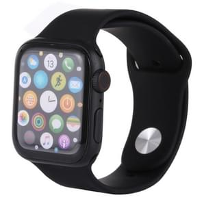 Color Screen Non-Working Fake Dummy Display Model for Apple Watch Series 4 40mm (Black)