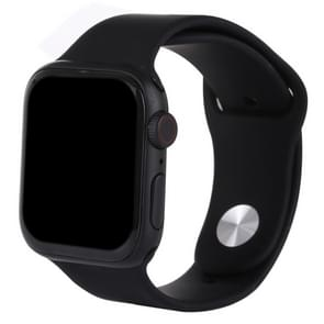 Dark Screen Non-Working Fake Dummy Display Model for Apple Watch Series 4 44mm (Black)