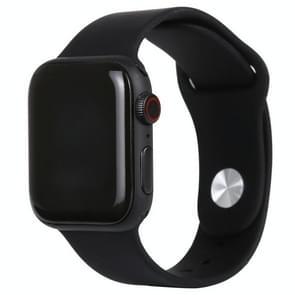 Zwart scherm niet-werkend nep dummy-displaymodel voor Apple Watch Series 6 44mm(zwart)