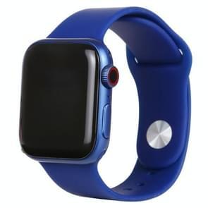Zwart scherm niet-werkend nep dummy-displaymodel voor Apple Watch Series 6 44mm(Blauw)