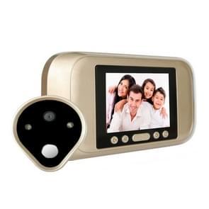 A32D 3 2 inch LED display 720P HD Smart Peephole Viewer/visuele deurbel  ondersteuning TF-kaart (32GB Max)