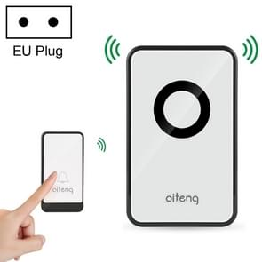 AITENG V018J Wireless Batteryless WIFI Doorbell, EU Plug
