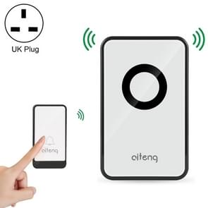 AITENG V018J Wireless Batteryless WIFI Doorbell, UK Plug