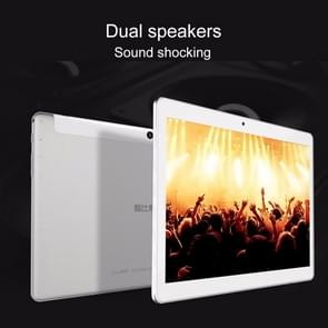 Cube U63 Phone Call Tablet, 9.6 inch, 1GB+16GB, Android 5.1 MTK MT6580 Quad Core 1.3GHz, Support OTG, GPS, Dual SIM, Network: 3G (White + Silver)