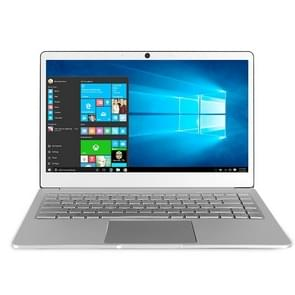 Jumper EZbook X4 Laptop, 14 inch, 4GB+128GB SDD, 9200mAh Battery, Windows 10 Intel Gemini Lake N4100 up to 2.4GHz, Support TF Card & Dual Band WiFi & HDMI(Silver)