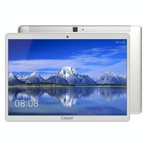 ALLDOCUBE iPlay10 Pro Casper Tablet, 10.1 inch, 3GB+32GB, 6600mAh Battery, Android 9.0 MT8163 Quad Core 1.5GHz, Support Bluetooth & Dual Band WiFi & G-sensor & GPS & Micro HDMI (White+Silver)
