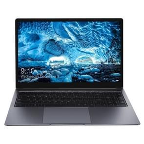 CHUWI LapBook Plus, 15.6 inch, 8GB+256GB, Windows 10, Intel Atom X7-E3950 Quad Core 1.6-2.0GHz, Support Dual Band WiFi / Bluetooth / TF Card Extension / Micro HDMI (Dark Gray)