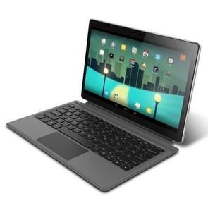 Hongsamde 4G telefoongesprek Tablet PC  11 6 inch  4GB + 64GB  Android 8 0 MT6797 deca core tot 2 6 GHz  met toetsenbord  ondersteuning Bluetooth & WiFi & GPS & OTG & Dual SIM (zwart + zilver)