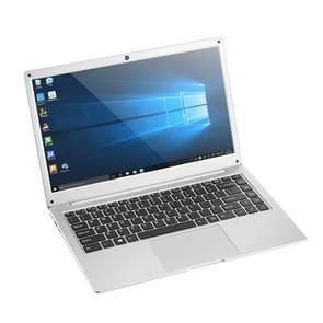 Pipo W14 Laptop, 14.1 inch, 4GB+64GB, Windows 10 Intel Apollo Lake N3450 Quad Core up to 2.2Ghz, Support TF Card & Bluetooth & Dual Band WiFi & Mini HDMI (Silver)